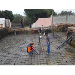 Havuz Yapımı - Mavi İnci Aquapark Projesi