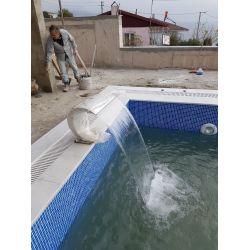 Havuz Yapımı Faaliyetlerimiz Tüm Hızıyla Sürüyor