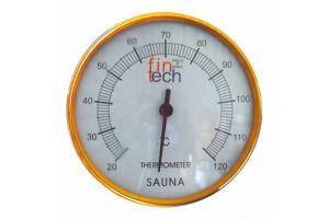 Sauna Termometresi Plastik Tip