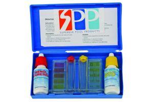 Sıvılı pH-Clor Test Kiti